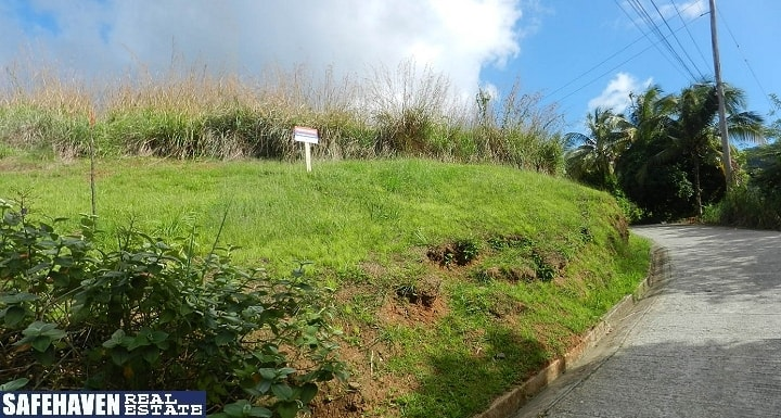 Vacant Land For Sale, Picard, North-West, Dominica