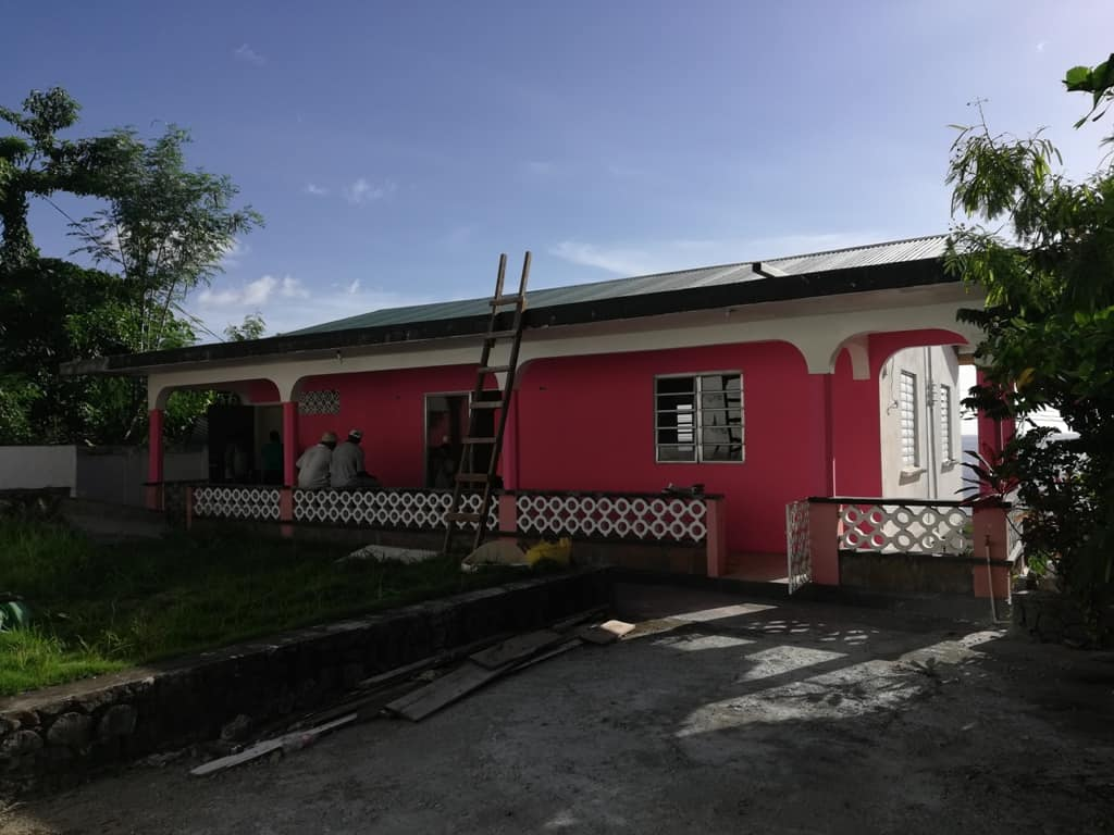 House for sale Canefield Dominica