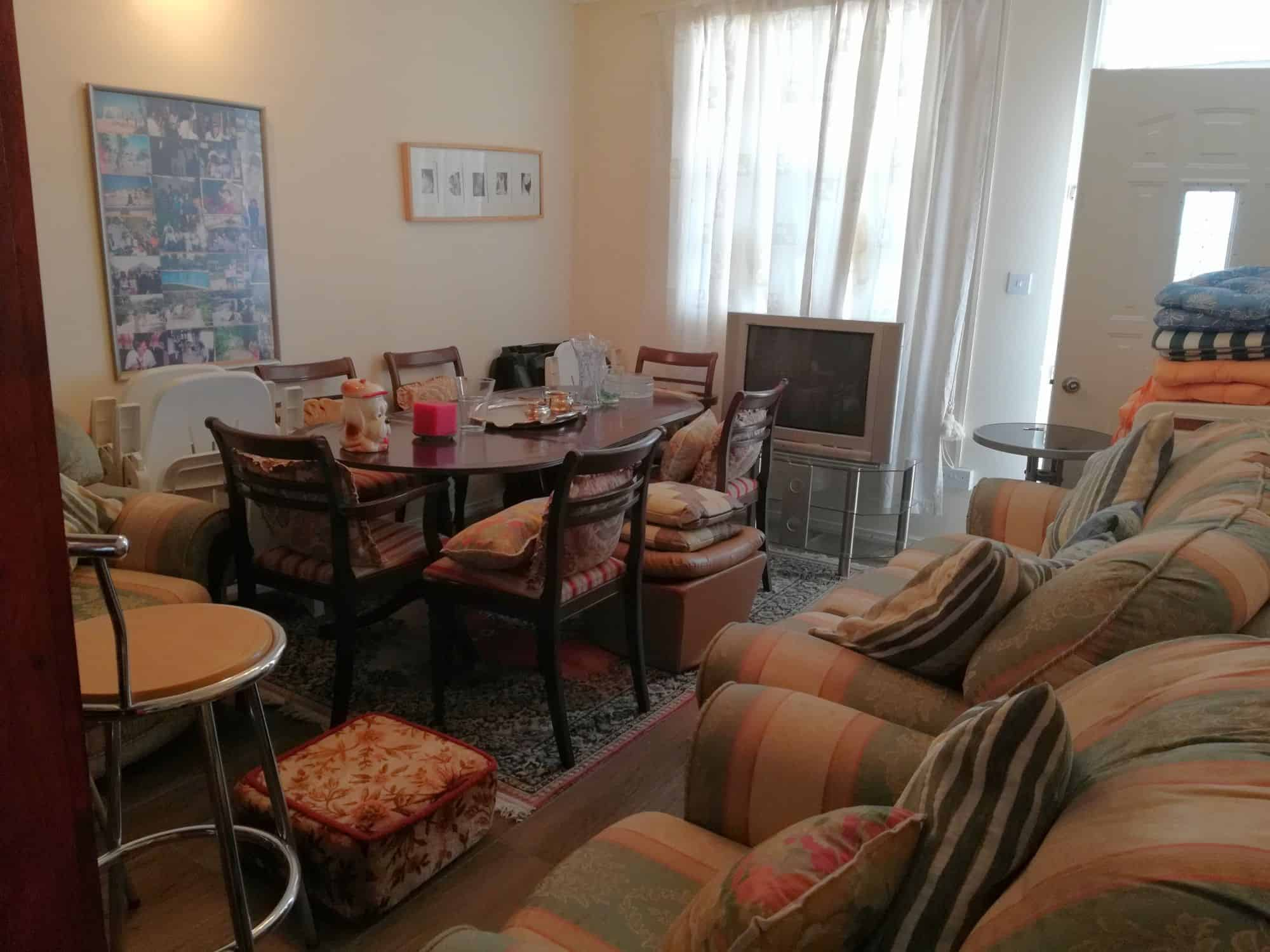 Dining of the house for sale in Checkhall